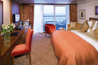 Cabins on Azamara Journey