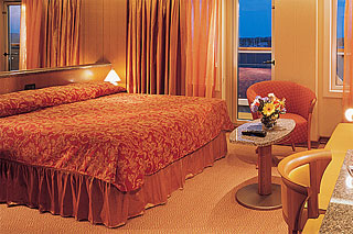 Junior Suite on Carnival Victory