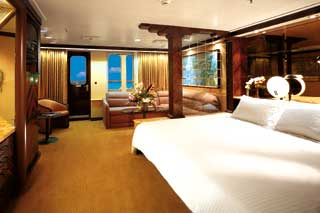 Grand Suite on Carnival Elation
