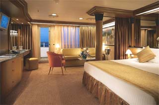Grand Suite on Carnival Fascination