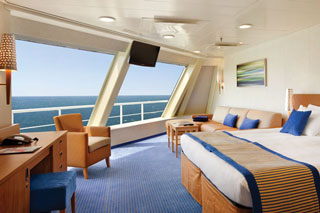 Scenic Oceanview Stateroom on Carnival Valor