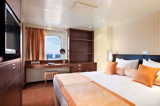Captain's Suite on Carnival Valor