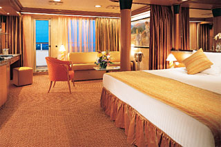 Extended Balcony Grand Suite on Carnival Sensation