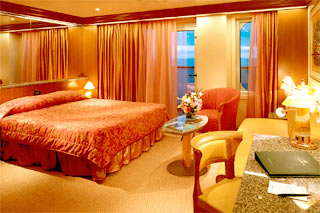 Cabins on Carnival Freedom
