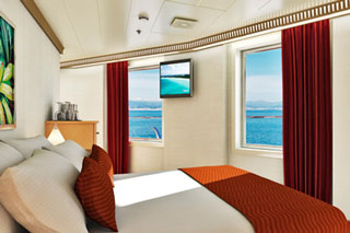 Premium Vista Balcony Stateroom on Carnival Magic