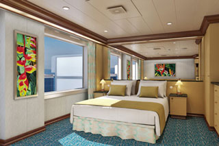 Grand Suite on Carnival Magic