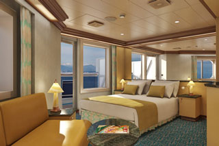 Junior Suite on Carnival Magic
