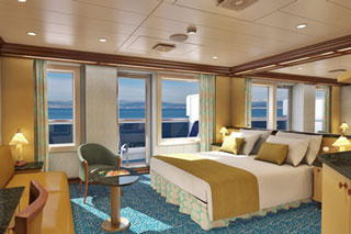 Ocean Suite on Carnival Magic