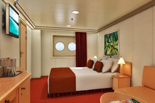 Porthole Stateroom on Carnival Magic