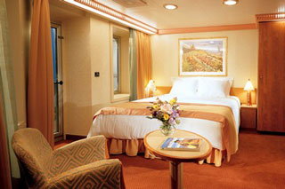 Premium Balcony Stateroom on Carnival Sunshine