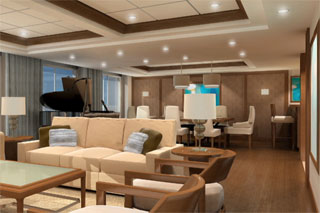 Penthouse Suite on Celebrity Silhouette
