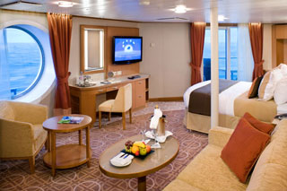 Cabins on Celebrity Silhouette