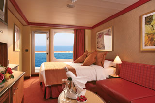 Costa Favolosa Cabins And Staterooms
