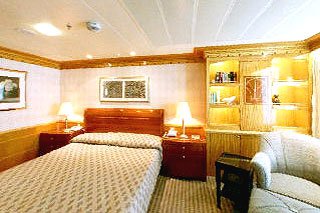 Cabins on Disney Magic