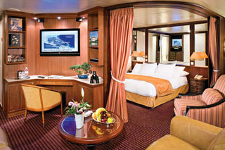 Neptune Suite on Prinsendam