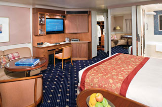 Signature Suite on Prinsendam