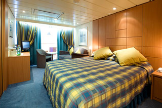 Cabins on MSC Armonia