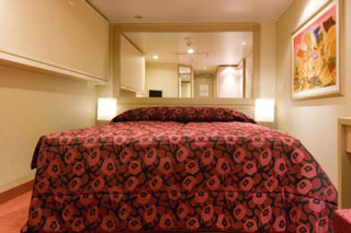 Cabins on MSC Poesia