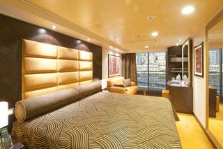 Oceanview cabin on MSC Preziosa