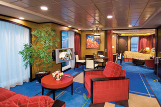 Cabins on Norwegian Jewel