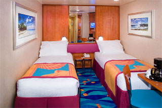 Cabins on Norwegian Gem