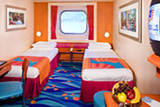 Cabins on Norwegian Jade
