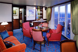 Cabins on Norwegian Sky
