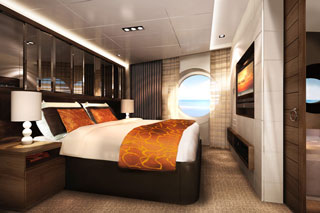The Haven Forward-Facing Penthouse with Balcony on Norwegian Breakaway