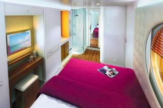 Studio on Norwegian Breakaway