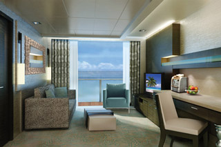 Cabins on Norwegian Escape