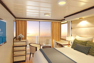 Cabins on Royal Princess