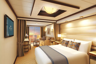Cabins on Regal Princess