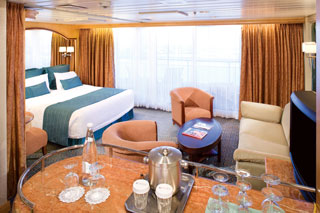Grand Suite with Balcony on Enchantment of the Seas
