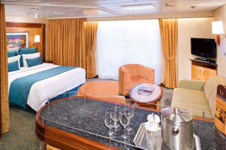 Grand Suite with Balcony on Majesty of the Seas