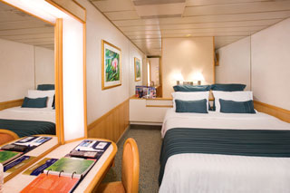 Interior Stateroom on Majesty of the Seas