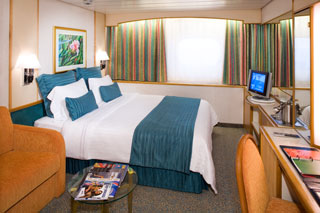 Superior Oceanview Stateroom (Obstructed View) on Majesty of the Seas