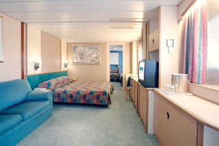 Cabins on Majesty of the Seas