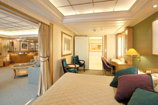 Royal Suite with Balcony on Monarch of the Seas