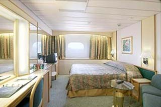 Superior Oceanview Stateroom on Monarch of the Seas