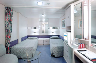Large Interior Stateroom on Vision of the Seas