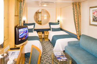 Cabins on Adventure of the Seas