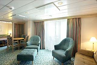 Cabins on Mariner of the Seas