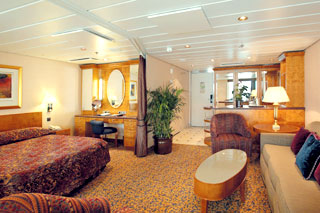 Cabins on Jewel of the Seas