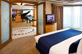 Royal Suite with Balcony on Jewel of the Seas