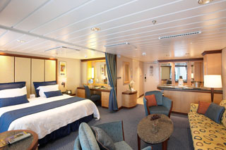 Grand Suite with Balcony on Freedom of the Seas