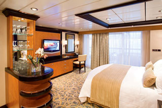 Presidential Family Suite w. Balcony (Obs.View) on Freedom of the Seas