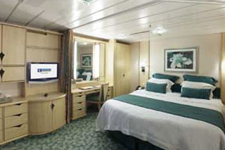 Family Interior Stateroom on Liberty of the Seas
