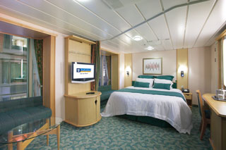 Promenade Family Stateroom on Liberty of the Seas