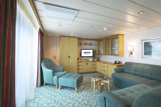 Royal Family Suite with Balcony on Liberty of the Seas