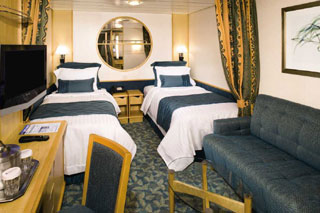Cabins on Liberty of the Seas